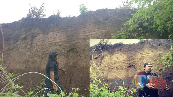 Situs Baru di Desa Ngarejo Jatirejo Mojokerto Ditemukan, Diduga dari Era Mpu Sindok