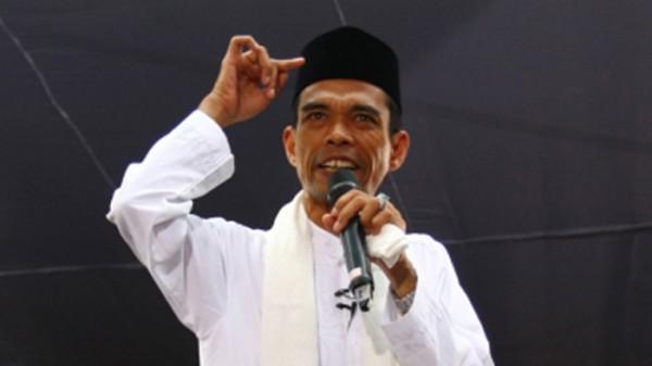 Ustaz Abdul Somad (Foto:  Seuramoe Aceh)