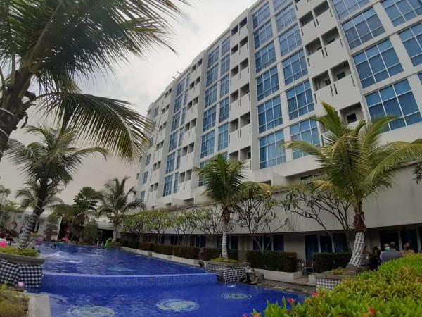Bangunan perhotelan di Kota Malang. (Arifina Cahyanti Firdausi/MalangTIMES).