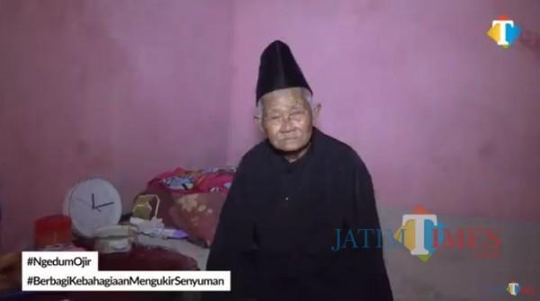 Ngedum Ojir (Foto: YouTube JatimTimes)