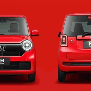 Honda Rilis Mobil Mungil Terbaru: Modern dan Dilengkapi Fitur Mumpuni