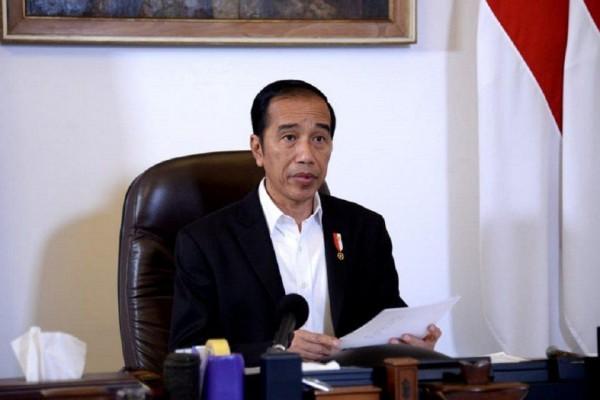 Presiden Joko Widodo (Foto:  Katadata)