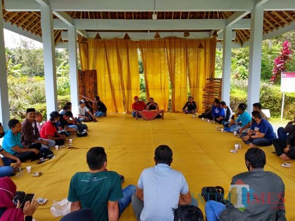 Siap Bangkit Pascapandemi, Forum Pokdarwis Kabupaten Blitar Gelar Rembuk Wisata