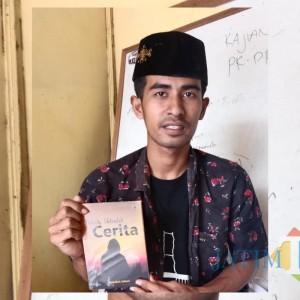 Cerita Kuli Bangunan Jadi Penulis Buku