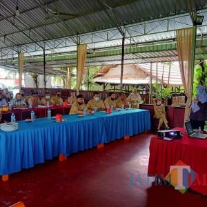 Dispertapa Kabupaten Blitar Gelar Seminar Hasil Kaji Terap Budidaya Tembakau