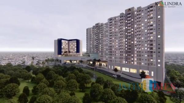 Jelang Akhir Tahun, Ada Tawaran Menarik Investasi Properti dari The Kalindra Apartment