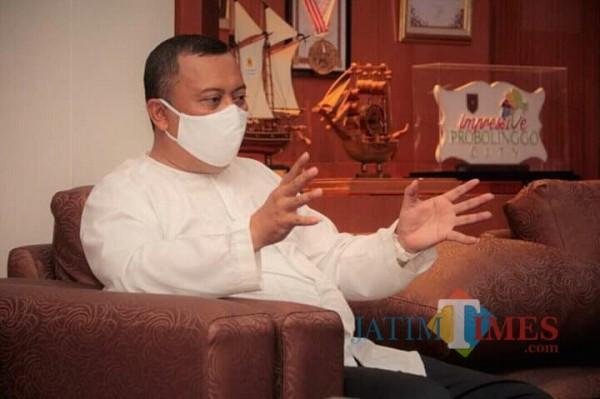 Wakil Wali Kota Probolinggo Terpapar Covid-19, Kini Dirawat di Surabaya