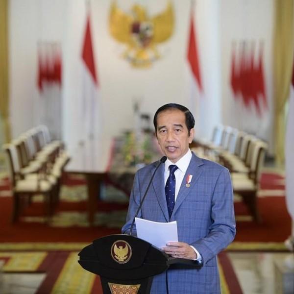 Jokowi Angkat Bicara soal Menteri KKP Edhy Prabowo Ditangkap KPK
