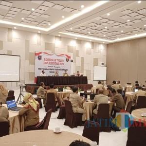 Bappelitbang Ngawi Gelar Bimtek Sistem Informasi Pemerintah Daerah