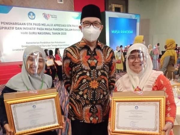 Raih Prestasi Nasional, Mayunita Nurlaila dari Kota Batu Sabet Kepala TK Inovatif dan Inspiratif