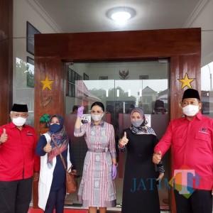 Ketua Tim Kampanye Malang Makmur Digantikan Darmadi, Didik: Harus Lebih Maksimal Kerjanya