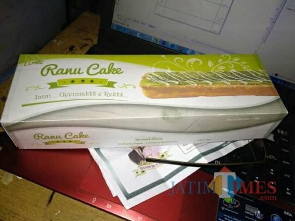 Ranu Cake Tawarkan Rasa dan Nuansa Wisata Lumajang