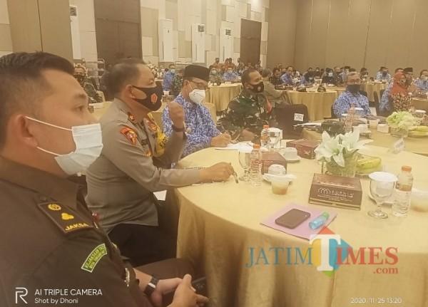 Bupati Ngawi: Jangan Muncul Cluster Baru Covid-19 Pasca Pilkada