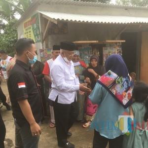 Maksimalkan Sektor Pertanian, Paslon SanDi Bakal Produksi Bibit Buah di Kabupaten Malang
