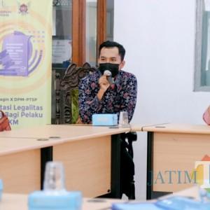 Sinergi Disperdagin dan DPM-PTSP Kota Kediri Fasilitasi Izin Usaha bagi UMKM