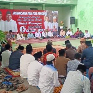 Alumni Santri Ponpes Sidogiri Siap Menangkan Paslon SanDi di Pilkada Kabupaten Malang 2020