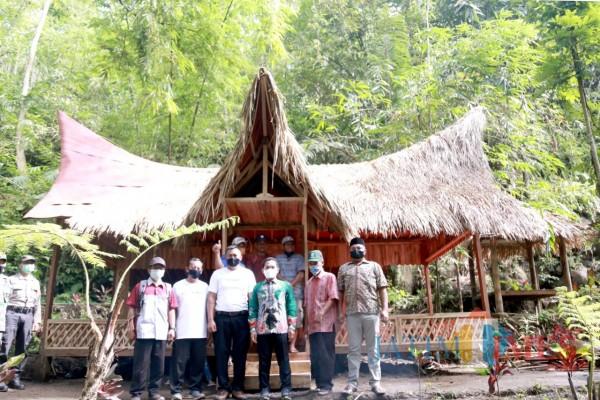 Wisata Alam Kedung Guwo Pasrujambe (Foto : Moch. R. Abdul Fatah /Jatim TIMES)