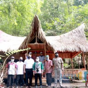 Bupati Lumajang Launching Wisata Alam Kedung Guwo Pasrujambe