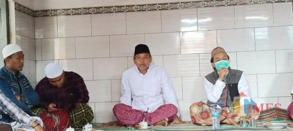 Dewan Pengasuh PP Annuqayah Ajak Para Alumni dan Guru Ngaji Menangkan Fauzi-Nyai Eva