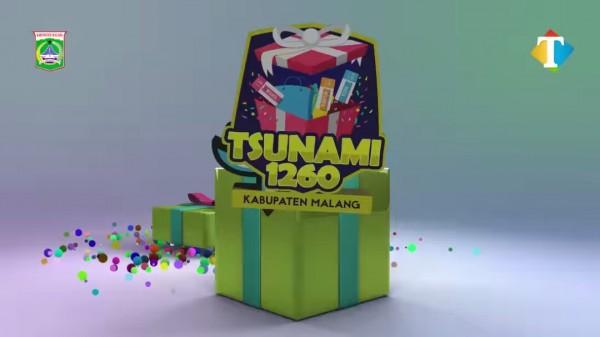 Gebyar Tsunami 1.260 Kabupaten Malang. Foto Doc. JatimTIMES