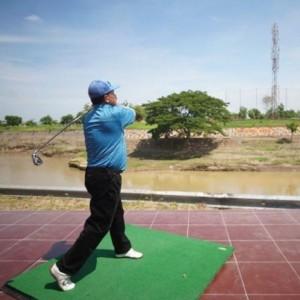 Kota Madiun Kini Punya Driving Range Golf