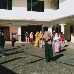 Dusun Gangsiran PSBL, Shelter Isolasi Mandiri Disiapkan di Homestay Bukit Tlekung