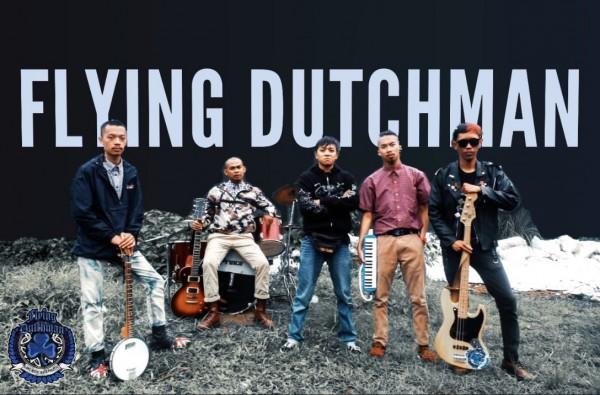 Para personil yang memperkuat Flying Dutchman hingga sampai saat ini. (Foto: Dok. Flying Dutchman)