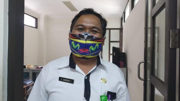 Kepala Bidang Pengendalian, Pengaduan, Data dan Informasi Disnaker-PMPTSP Kota Malang, Dandung Djulharjanto (Pipit Anggraeni/MalangTIMES).