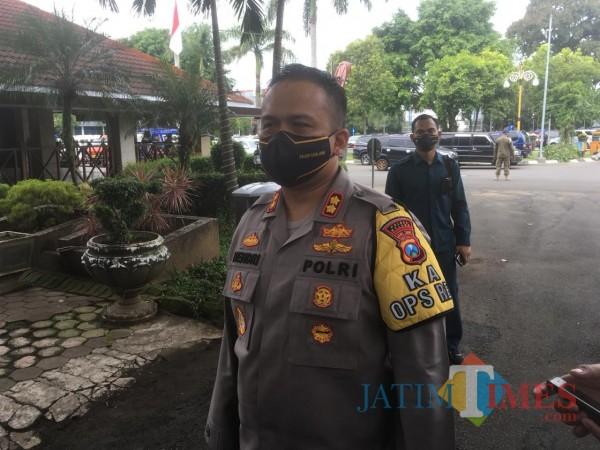 Kapolres Malang, AKBP Hendri Umar (Pito)