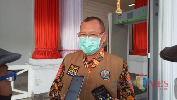 Sudiyo, Kepala Dinkes Bangkalan (Foto: Redaksi BangkalanTIMES)