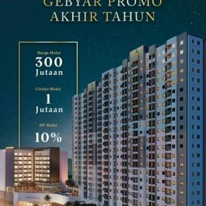 Hidup Serba Praktis, Fasilitas Komplit di Apartemen The Kalindra Malang