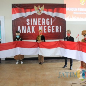 Aksi Sinergi Anak Negeri, Mahasiswa Papua: Bolehkah Kami Menjadi Presiden Indonesia?