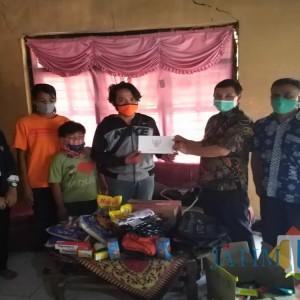 Alhamdulillah, Bantuan untuk Ibu yang Viral Jatuhkan Anak dari Motor di Tulungagung Cair