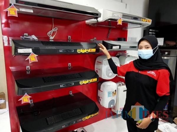 End Of Year Sale 2020, Belanja Cooker Hood di Graha Bangunan Diskon 10%