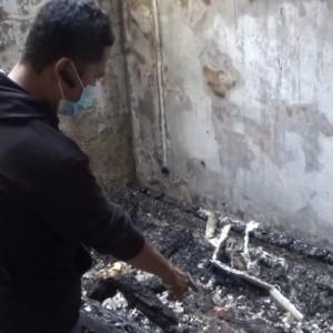 Suami di Jombang Tewas Terbakar di Kamar Saat Istri Memasak