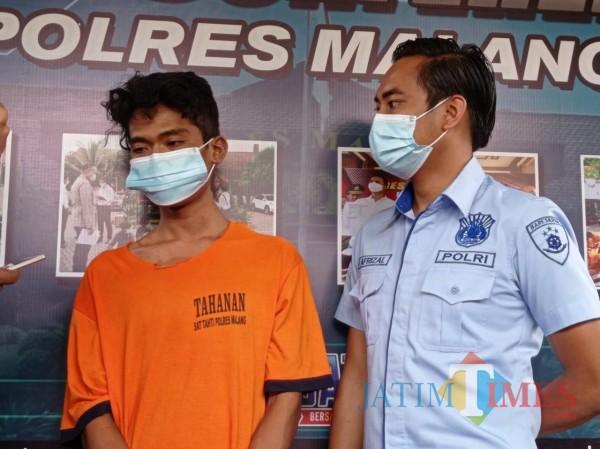 Setelah Nongkrong Bareng, Pemuda di Kabupaten Malang Rela Cekik Temannya Hingga Tewas