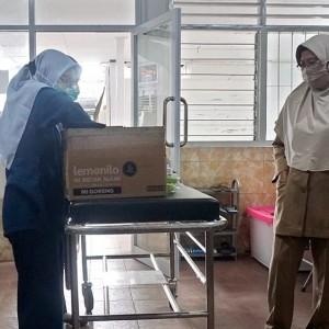 Mengintip Dapur RS Kilisuci: RS Khusus Pasien Covid-19 Kota Kediri