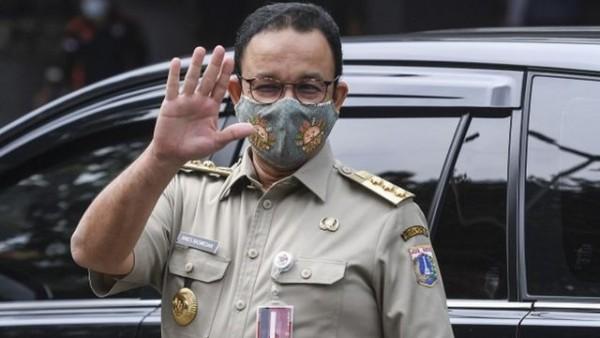 Gubernur DKI Jakarta, Anies Baswedan (Foto: BBC.com)