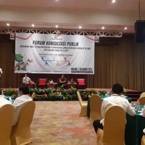 Masa Akhir Pandemi Covid-19 Tak Terprediksi, Pemkot Malang Lakukan Penyesuaian RPJMD