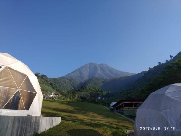 Panorama keindahan yang ditawarkan Lembah Indah Malang (Dokumentasi Lembah Indah Malang).