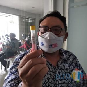 Antisipasi Klaster Baru Pasca-Wali Kota Malang Positif Covid-19, Pemkot Swab Pekerja Media