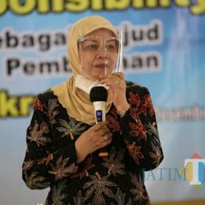 60 UMKM Kabupaten Kediri Menerima Bantuan CSR