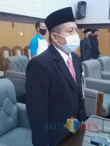 Hamim, Ketua Bawaslu kabupaten Banyuwangi Nurhadi Banyuwangi Jatim Times