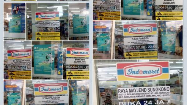 Mau Voucher Belanja 10 Juta dari Indomaret? Buruan Ikut Giveaway Tsunami 1.260  Kabupaten Malang