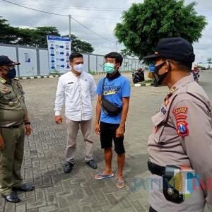 Cegah Kasus Covid-19, 3 Kali Seminggu Satpol PP Kabupaten Blitar Gelar Operasi Yustisi
