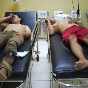 Dua Penjambret Uang Rp 180 Juta Dilumpuhkan Polisi