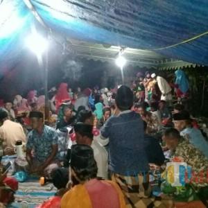Khawatir Hujan Deras dan Lahar Dingin, Hampir 700 Warga Kamar A Supit Urang Mengungsi