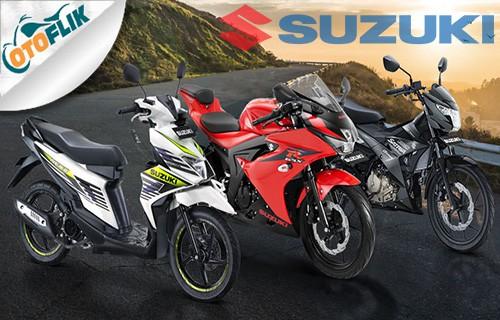 Tak Tanggung-Tanggung, Suzuki Indonesia Siapkan 4 Motor Baru Sekaligus Meluncur 2021