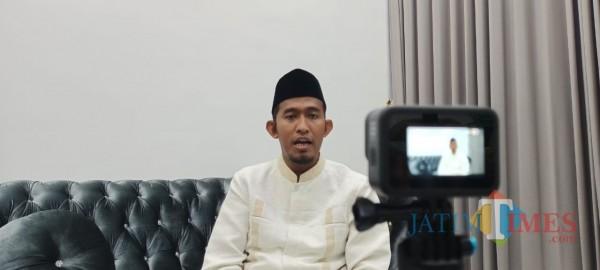 Achmad Fauzi, Calon Bupati Sumenep nomor urut 01 dengan tagline 'Bismillah Melayani' (Foto: Ist/ JatimTIMES)