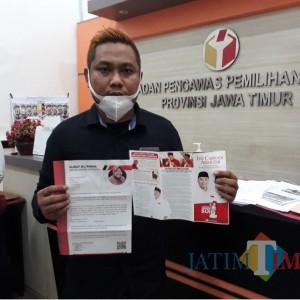 Surat dari Tri Rismaharini Beramai-ramai Dilaporkan ke Bawaslu Surabaya dan Jatim